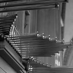 Organ pipes, Gustav Adolf Church, Borås thumbnail