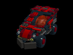 m2 corporate SUVs10 (demitriusgaouette9991) Tags: suv lego military army ldd armored deadly powerful future vehicle transport