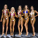 Bikini Novice 4th Babey 2nd Oviatt 1st Cole 3rd Bremner 5th Bali