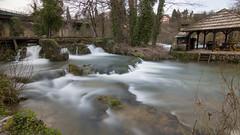 The flow of life (HansPermana) Tags: croatia hrvatska kroatien nature peace peaceful waterfall water clean pristine rastoke village longexposure