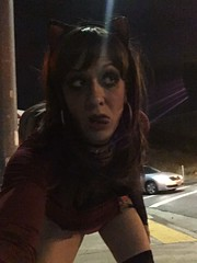 Stefani Slutty (stefani_slutty) Tags: stefani slutty prostitute whore hooker slut kitty cat pussy ears cum dump streetcorner