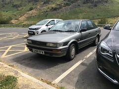 Toyota Corolla 1.6 Executive (VAGDave) Tags: toyota corolla 16 executive 1990
