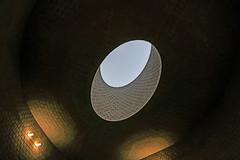 stairwell ceiling (Leo Reynolds) Tags: xleol30x leol30random panasonic lumix fz2000 stairwell stairs