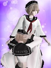 konpeitou hikikomori-sailor @KURENAI (ღ:Yuzღ:) Tags: secondlife fashion kurenai kimono tram chuing epiphany gacha 6doo maitreya virtual world