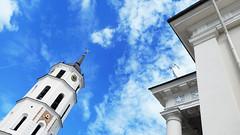 My Vilnius 04 (rimasjank) Tags: cathedral clock vilnius lithuania