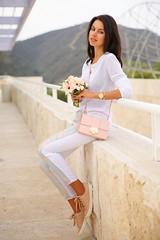 Como usar as cores Pantone de 2016: quartzo rosa e serenidade (meumoda) Tags: cores pantone quartzo serenidade