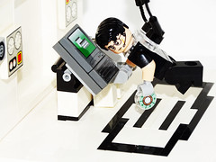 MISSION IMPOSSIBLE LANGLEY SEQUENCE (501st DESIGNS) Tags: lego mission impossible langley sequence noc list ethan hunt missionimpossible legoethanhunt