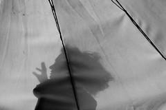 Maria (Eleni Maitou) Tags: streetphotography position bnw nikon ngc umbrella silhouette