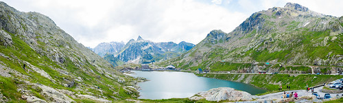 Great Saint Bernard Pass