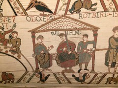 Bayeux Tapestry: 44 (DrBob317) Tags: france normandy bayeux bayeuxtapestry