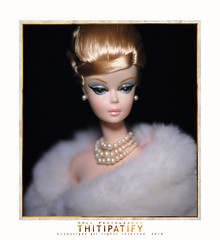 Pearls of purity (thitipatify) Tags: silkstone barbie doll robertbest fashion
