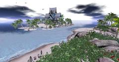 B&B's house on desert island (StarreLite's Adventures) Tags: lucky or good