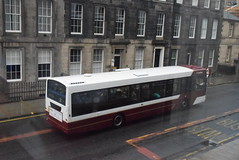 LB 153 @ Torpinchen Street, Edinburgh (ianjpoole) Tags: lothian buses volvo b7rle wright eclipse urban sn57dcu 153 working route 2 gyle centre south the jewel asda