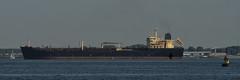 Tanker Spirit (Mark A.H.) Tags: tankerspirit oil chemical tanker bahamas 9339636 309541000 c6wh3 flushing netherlands ship vesssel 2august2018