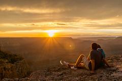17072018-_DSC1359 (Ramon InMar) Tags: grandcanyon sunset couple nationalpark