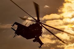 Mi-24 / 56BLot (koszkin) Tags: mi24 polnad airshow spotters redskies skies helicopter