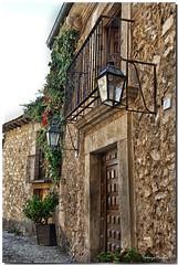 SEGOVIA, PEDRAZA (Lorenmart) Tags: pedraza segovia castillayleon españa spain arquitecturapopular lorenmart nikond40
