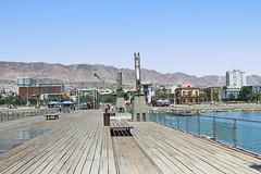 MUELLE HISTÓRICO ::: ANTOFAGASTA (Pablo C.M    BANCOIMAGENES.CL) Tags: chile antofagasta desert desiertodeatacama mar océano city ciudad