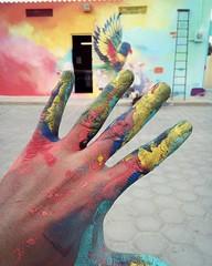 Work in process / Sabl One (Sable one) Tags: colores estilo art streetart mexico flow colors hand mural muralismo muralista muralsable
