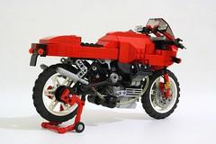 Moto Guzzi Daytona 1000 (Angka Utama) Tags: lego tamiya motorcycle