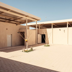 Project Wadi Atir // Israel (bior) Tags: projectwadiatir wadiatir israel square fujifilmxpro2 xf16mmf14 dust desert courtyard