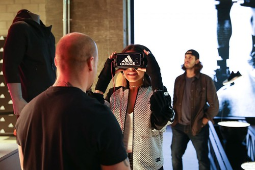 Madison Beer Adidas Preview Party 2016