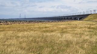 Denmark - Storebæltbroen Bridge