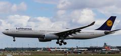 D-AIKJ Lufthansa Airbus A330-343 (Niall McCormick) Tags: dublin airport eidw aircraft airliner dub aviation daikj lufthansa airbus a330343