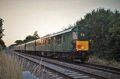 Hastings DEMU 1001 (stavioni) Tags: hastings demu class201 1001 thumper weymouth warrior diesel railway train multiple unit rail