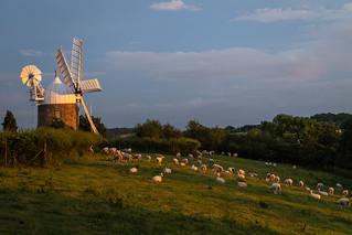 Heage Windmill, Derbyshire