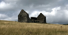 Brooding (Peaf79) Tags: exmoor somerset ruin darkskies wimbleballlake walking exploring