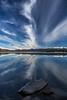 Lago Nordenskjöld, Torres del Paine (Piotr_PopUp) Tags: lagonordenskjöld lake torresdelpaine patagonia ultimaesperanza chile reflection landscape nature blue southamerica latinamerica vertical