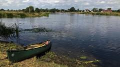 (Sam Tait) Tags: canoe river trent open boatman levellers