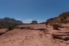 Red Mesa (madgratter) Tags: 2018 az parkstrip sedona usa cathedral rock red rocks desert blue orange mesa arizona