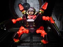Salvager (ridureyu1) Tags: ready2robot robot mecha mech pilot toy toys actionfigure toyphotography sonycybershotsonycybershotdscw690