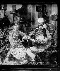 Family photo (Leaning Ladder) Tags: shkodër albania blackandwhite bw ethnic leaningladder