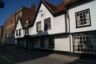 The George Hotel Wallingford Oxfordshire