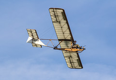 EGTH - Eon Primary SG38 Glider (lynothehammer1978) Tags: egth oldwardenaerodrome shuttleworthflynavy eon primary sg38 glider