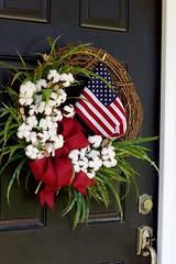 How to Hang Wreath on Front Door (thedoorsdepot) Tags: wreath frontdoors curbappeal garlandwreath doorwreath doordecor homedecor decoration exteriordecorations exteriors doors