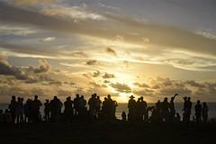 Pôr do sol (Claudio Marcon) Tags: siluetas silhuetas sky controluce backlight sunset contraluz pôrdosol fernandodenoronha