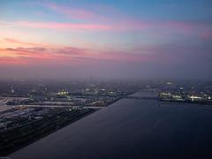 180721 FUK-HND-14.jpg (Bruce Batten) Tags: aerial bridges buildings cloudssky northpacificocean sunsets tokyo tokyobay transportationinfrastructure