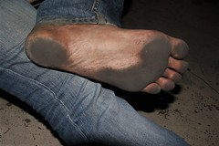 dirty city feet 569 (dirtyfeet6811) Tags: feet foot sole barefoot dirtyfeet dirtyfoot dirtysole blacksole cityfeet