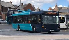 Arriva North East 4664 NK07 FZG (09.08.2018) (CYule Buses) Tags: servicex15 scaniabus scaniaomnicity arrivamax arrivabus arrivanortheast nk07fzg 4664