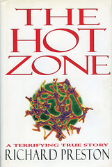 The-Hot-Zone-by-Richard-Preston (Count_Strad) Tags: books vintage old drama suspense jokes fantasy horror novel