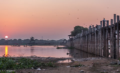 Sunrise over U Bein bridge - Amarapura, Myanmar (Phil Marion) Tags: myanmar burmese asian oriental buddhist philmarion candid woman girl boy teen 裸 schlampe 나체상 벌거 desnudo chubby nackt nu ヌード nudo khỏa 性感的 malibog セクシー 婚禮 hijab telanjang nude slim plump tranny sex slut nipples ass boobs tits upskirt naked sexy bondage fuck tattoo fetish erotic cameltoe feet cock desi japanese african khoathân latina khỏathân beach public swinger cosplay gay wife dick milf crossdress ladyboy panties babe