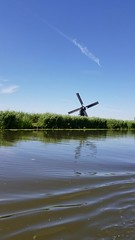 Kinderdijk (1) (pensivelaw1) Tags: netherlands holland europe kinderdijk windmills canals museum