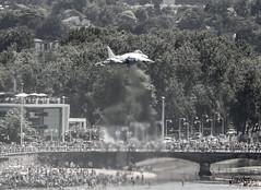 489 (Dawlad Ast) Tags: avion plane gijon festival aereo julio july 2018 españa spain asturias air show airplane cerro santa catalina bahia san lorenzo spotting aviation avgeek