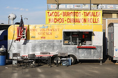 New Mexican Cusine and Cinnamon Rolls (wyojones) Tags: wyoming powell parkcounty parkcountyfair mexicanfood newmexicanfood tamales tacos food cinnamonrolls fun good foodtruck burrotos nachos kathyssouthwestkitchen wyojones