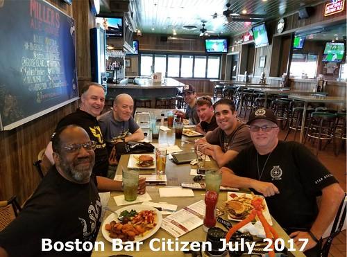 Boston July 2018