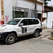United Nations Car, Buffer Zone in Cyprus